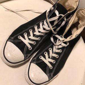 Converse Shoes - Converse high top men's size 9.5